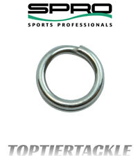 Spro Power Split Rings - Select Size/Quantity