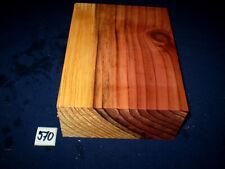 Redwood Mammutbaum  Drechselholz   200 x 155 x 76 mm   Nr. 570