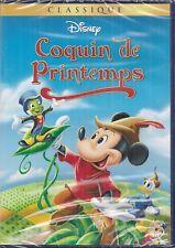 "DVD "" Travieso de Printemps"" DISNEY N 10 NUEVO EN BLÍSTER"