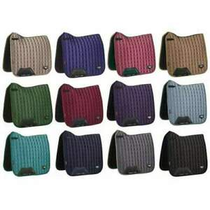 Le Mieux Loire Dressage Square (Variety Of Colours/ With & Without Memory Foam)