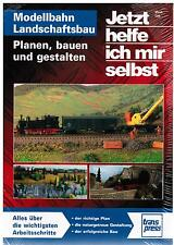 Book Now Help Ich Me Self Model Railway Landscaping Ulrich Lieb