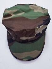 USMC Cap Utility Woodland Camouflage Pattern Type 2 Sz XL NEW