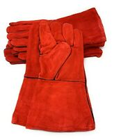 4 Pack Leather Winding Gloves