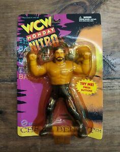 Toymakers 1997 WCW Monday Nitro Chris Benoit MOC New