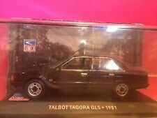 SUPERBE TALBOT TAGORA GLS 1981 NEUF EN BOITE 1/43 F5