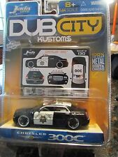 Jada Toys Dub City Kustoms Chrysler 300C Highway Patrol