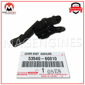 53540-60010 GENUINE OEM AUXILIARY CATCH RELEASE LEVER 53540-60010