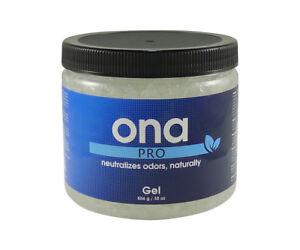 ONA Pro Gel 25.8 oz Quart  - odor air neautralizer control crystal fresh linen