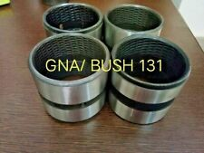 Jcb Backhoe Bucket Rod Bush, Set Of 4 Pcs. Part No. 550/40927