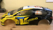 Kyosho DRX WRC Demon 1/9 Ready Set Nitro Rally Car Completed(Pre-painted) Body