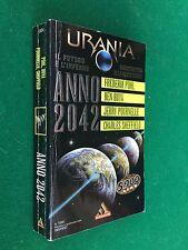 POHL BOVA POURNELLE SHEFFIELD - ANNO 2042 URANIA 1289 (1997) Libro Fantascienza