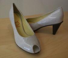 "Crocs You by Crocs Monaco 3"" heels pumps grey 9 Med NEW"