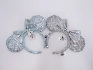 Disney Parks Blue 2020 Ears Magic Mirror Arendelle Aqua Limited Edition Headband