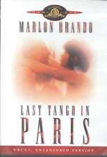 LAST TANGO IN PARIS NEW DVD