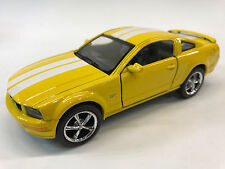 Ford Mustang-GT 2006 1:38 scale KT.5091.DF Yellow