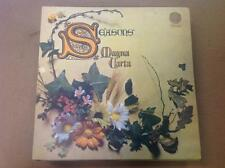 MAGNA CARTA Seasons Vertigo 6360 003 Gatefold sleeve. Prog rock from 1970
