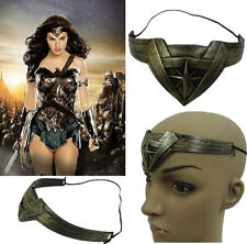 2017 Movie Wonder Woman Headwear Cosplay Superhero Headband Props Headdress