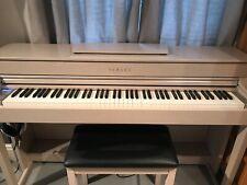 More details for yamaha clp-535wa bcvp01014 white digital piano