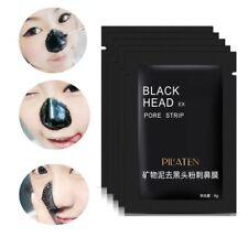 5 X  Pore Blackhead Remover 6 Gram Face Mask Deep Cleansing Acne Black Mask