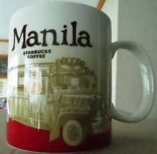 Starbucks Philippine Manila Icon Jeep  mug  new ready to ship sku sticker