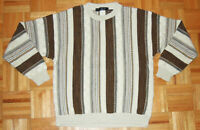 Sweater Vintage 90s Protege Collection Coogi Style Crewneck Hip Hop Size Large