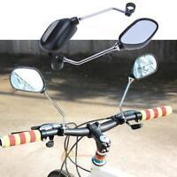 1Pair/Single Bicycle Handlebar Mirror Bicycle Mountain Road Bike Rearview lot