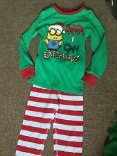 H&m Despicable Me Christmas Pjs