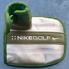 Nike iC 2020 Mallet Putter Headcover 20-20 Lh Left Hand I/C Golf Greencover