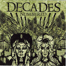 DECADES - Numbered (CD 2008)