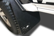 "UNIVERSAL Set of Custom Mud Flaps Guard Rally ""SUBARU"" Subie STI WRX BRZ JDM"