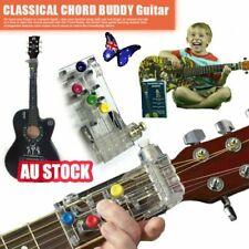 CLASSICAL CHORD BUDDY Guitar Learning System Teaching Aid CHORDBUDDY UNIT JO