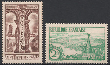 TIMBRES FRANCE Année 1935 n°301/302 . NEUF**
