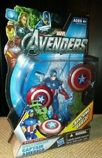 Avengers movie series 3.75 in action figure captain america shield launcher