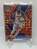 2019-20 Panini Mosaic RJ BARRETT Orange Reactive SP Rookie RC #229 - KNICKS 🔥