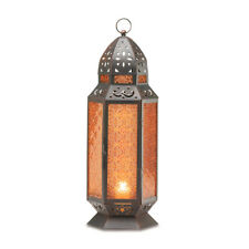 Gallery of Light Tall Moroccan-style Lantern