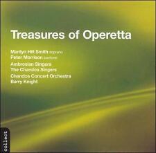 Treasures of Operetta, New Music