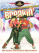 BREAKIN' - LUCINDA DICKEY   CHRISTOPHER McDONALD 1984 MUSIC DANCE COMEDY DVD