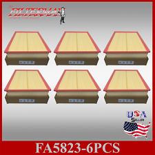 FA5823 6PK ENGINE AIR FILTERS FOR Dodge Freightliner Mercedes SPRINTER 2500 3500