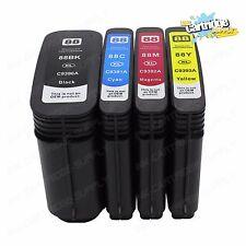 4 PK 88 Ink For HP Officejet Pro L7500 L7550 L7580 L7590 L7600 L7650