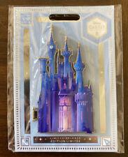 Disney Cinderella Castle Pin ~ Disney Castle Collection Series 1 ~ Lr ~ New