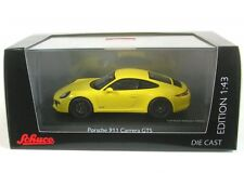 Schuco 450757200 Porsche 911 Carrera GTS Coupé Racinggelb