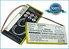 3.7V battery for Archos 100531, 43 Vision, 43 Vision US, 43 Vision EU Li-Polymer