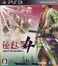 [FROM JAPAN][PS3] Way of the Samurai 4 / Spike [Japanese]