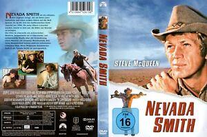 """Nevada Smith"" Top-Western! Steve McQueen auf gnadenlosem Rachefeldzug! Neue DVD"