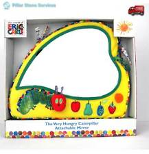 NIB World of Eric Carle The Very Hungry Caterpillar Attachable Baby Mirror