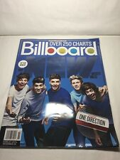 Billboard Magazine  - One Direction - The Year in Music - Dec/ 2012