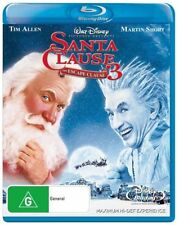 The Santa Clause 3 - Escape Clause (Blu-ray, 2007) - Brand New