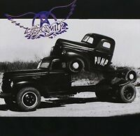 Aerosmith Pump (1989) [CD]