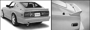 Fits 70-78 Datsun 240Z 260Z 280Z Xenon Urethane Flush Mount Rear Spoiler 5128