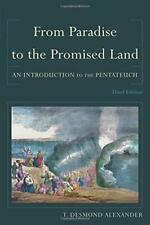 CERTIFICATO Paradise to the Promised TERRA: An Introduction to the Pentateuch di